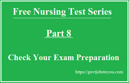 Free Online Nursing Mock Test Series Ayurveda Question Answers 2018